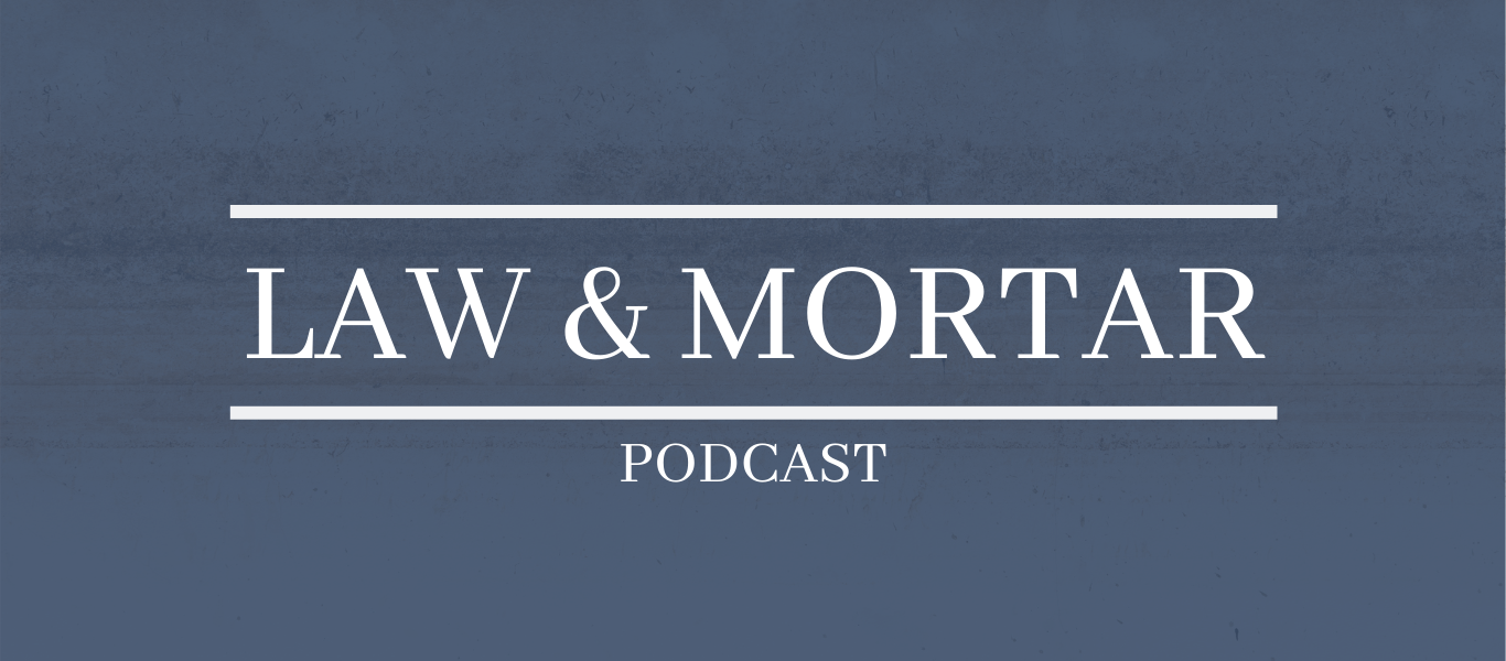 Law & Mortar Episode 23 featured image